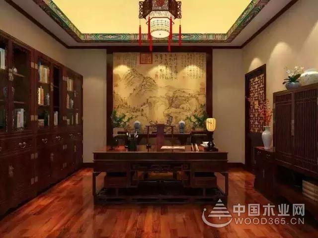中国古代红木家具图片展示