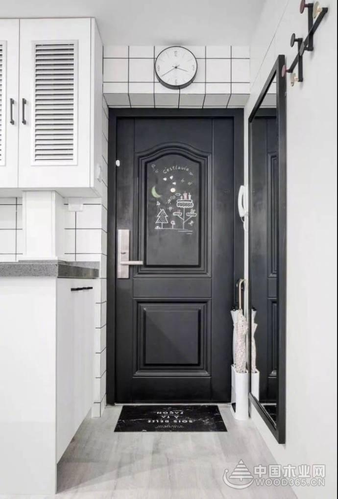 60平米一室一厅装修图,小户型也有精致生活