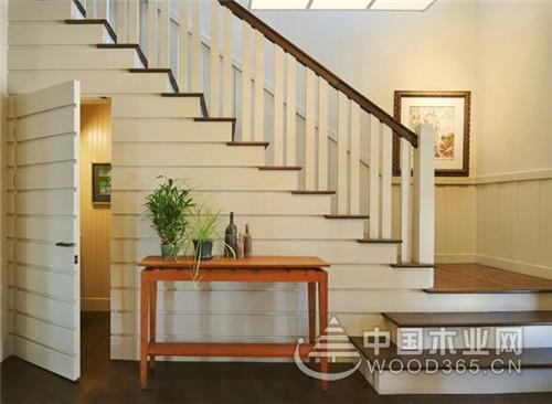 一组室内楼梯图片展示