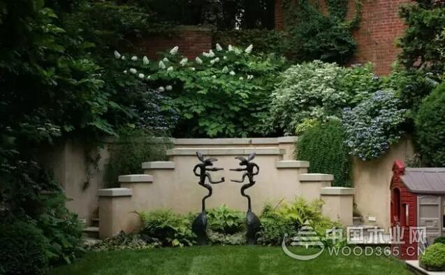 别墅景观如何设计,别墅景观装修效果图!