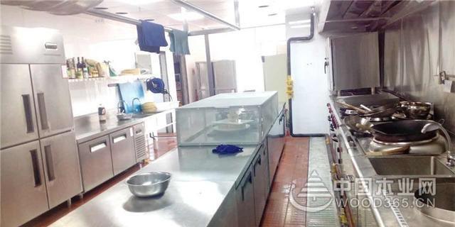 酒店厨房设计图效果图赏析