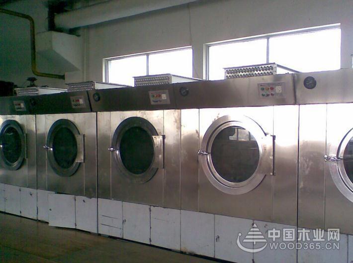 酒店洗衣房室内效果图片展示
