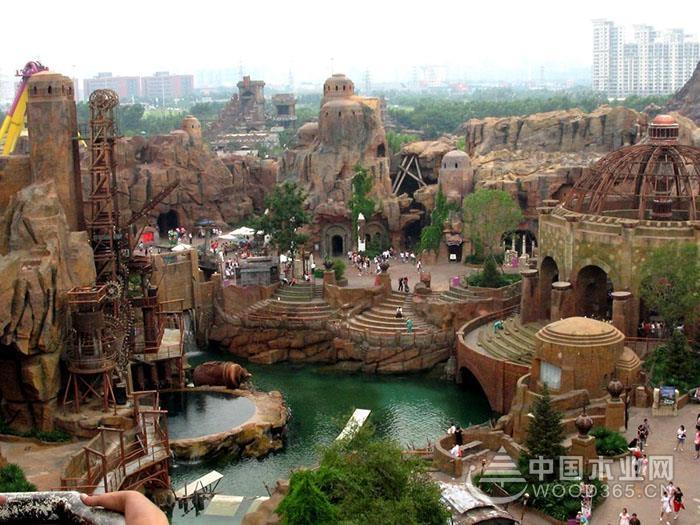 十大奢华游乐园图片展示