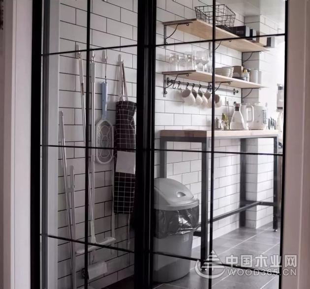 20张厨房推拉门图片