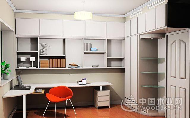 小书房装修效果图,打造静谧的学习空间!