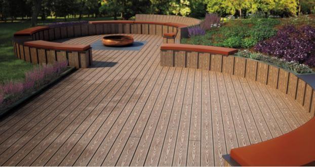 木塑地板发展前途可寻