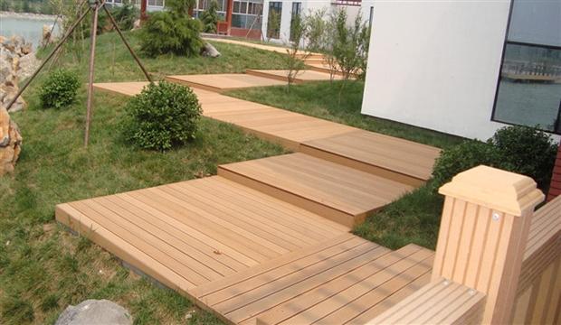 木塑地板在卫浴装修中的地位