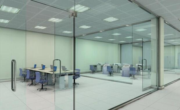 无框玻璃门的安装方法和要点 中国木业网