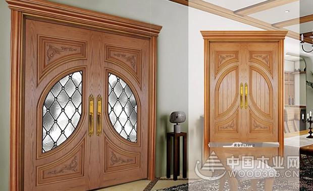 如何区分实木门和实木复合门