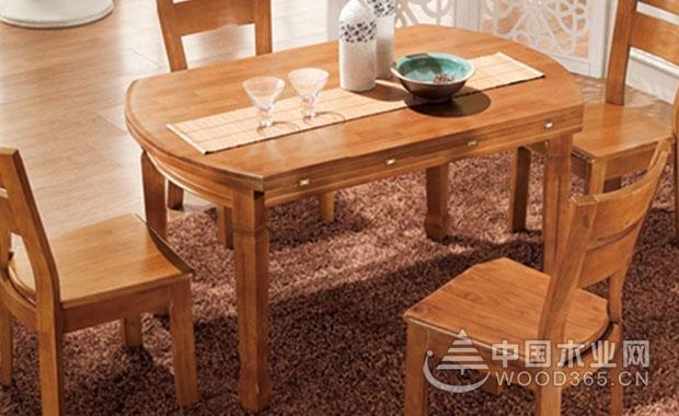 橡膠木餐桌優缺點和價格介紹
