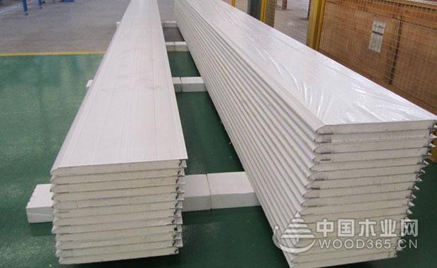 聚氨酯夹芯板规格介绍
