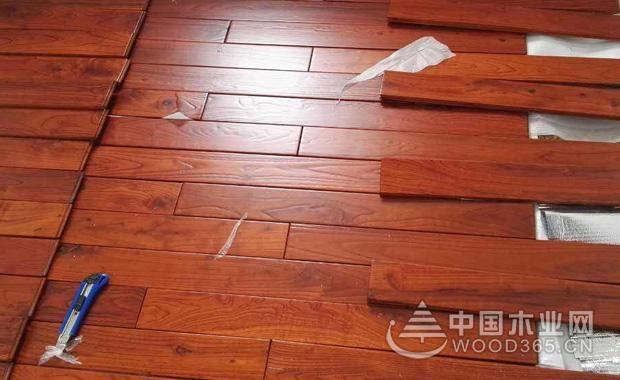 实木地板色差产生的原因