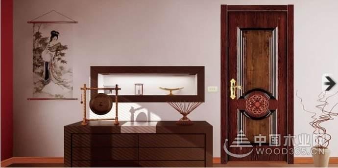 室内钢木门安装方法