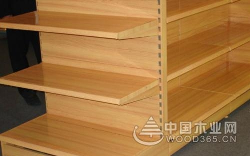 木纹木质展柜板材制作有哪些工艺