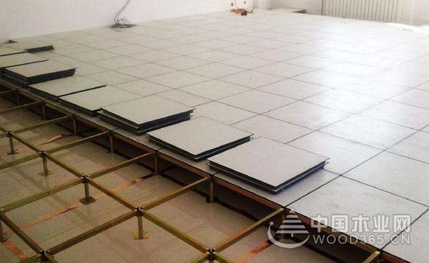 静电地板怎么切割?