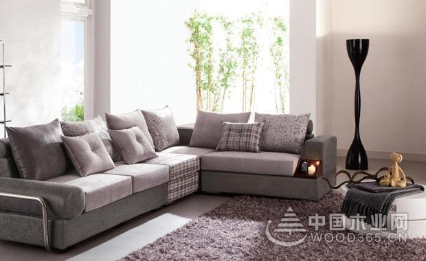 如何选择搭配休闲布艺沙发?