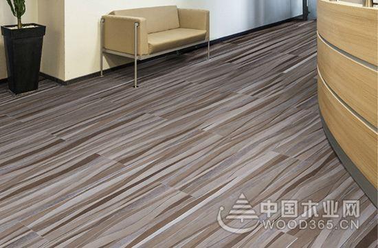地板胶应该怎么铺?