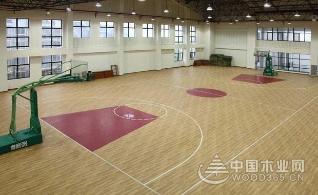 PVC运动地板的施工要领