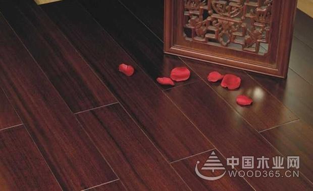 圆盘豆实木地板好不好?