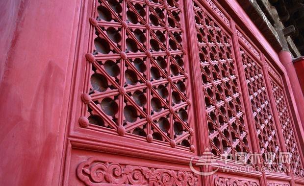 雕花门质量和工艺特点