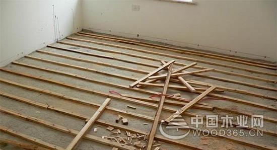 安装地板的打龙骨的重要性
