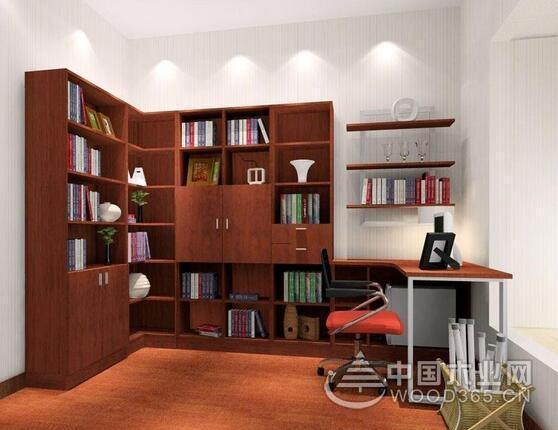 3种典型的书房家具布局,恰到好处的提升书房品味!