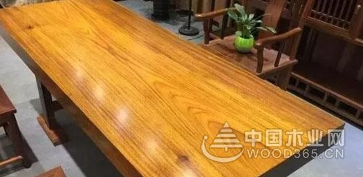 實木大板后期保養方法