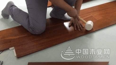 地板安装连接方式介绍