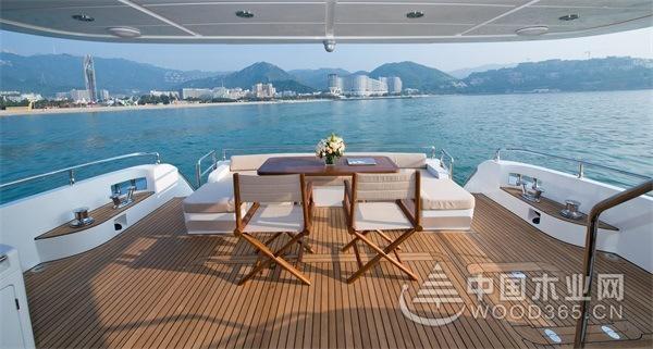 柚木船甲板和游艇柚木甲板的原因