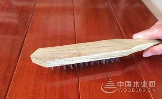 实木地板磨损修复办法