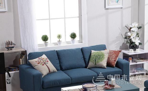 斯可馨布艺沙发好不好?