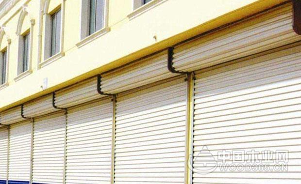 电动卷帘门安装六步骤介绍