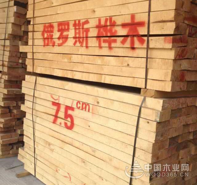 俄罗斯远东地区严查对华木材出口 宣布禁止出口桦木