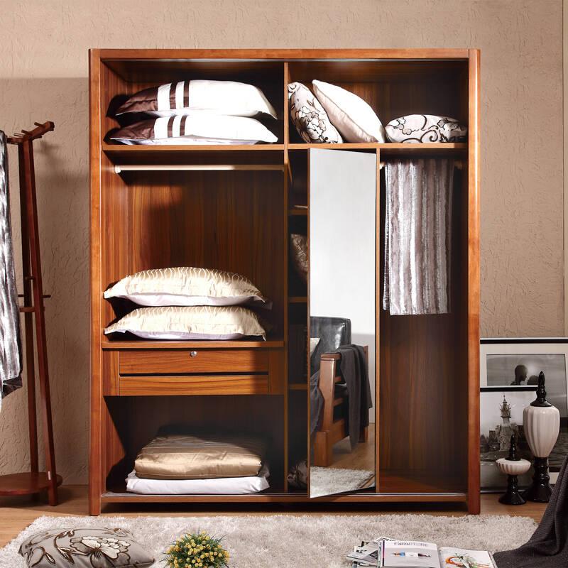 金威木业:木质衣柜如何保养呢?