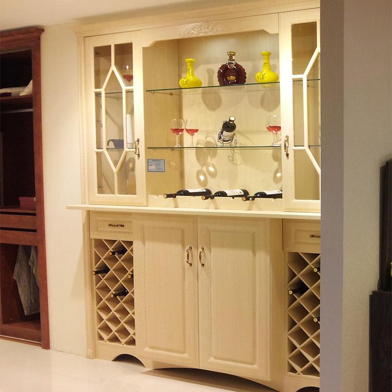 吉盛唐朝:多层实木家具板酒柜就是这么任性