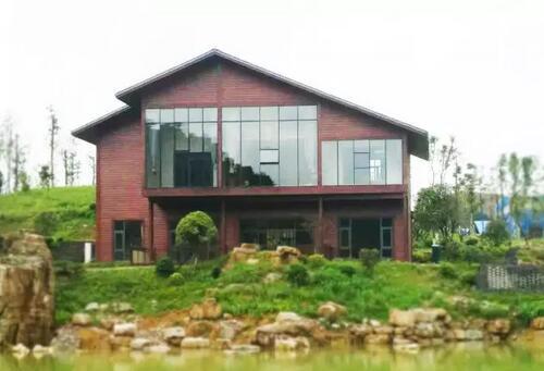 圆方木业:安顺木结构建筑项目最新进展-贵州剑河园方