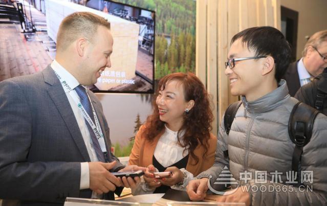 第二届中国绿色木业大会召开,中芬两国共同探索木业发展之路