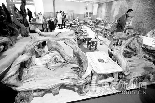 2016年仙游红木家具产值368亿元