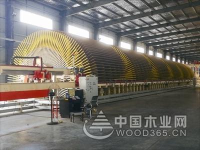 《人造板环保设施改造升级专项项目》启动