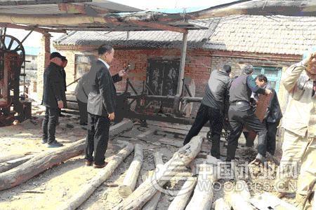 环保升级!江苏徐州丰县一半的板材厂停产!