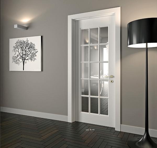 打造轻奢质感家居品质-益圆木门