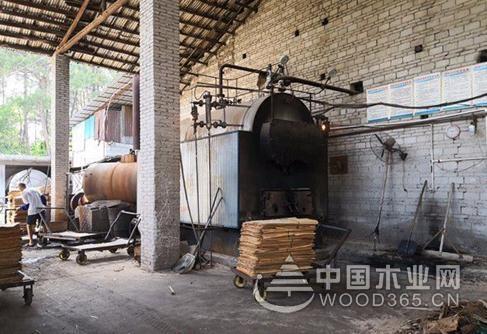 玉林容县:一木业公司拟被处罚十万元