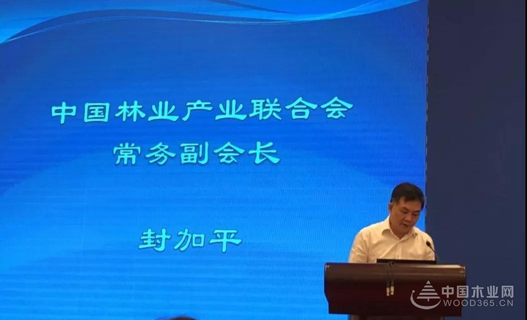 中国林产工业协会社会责任报告在京发布