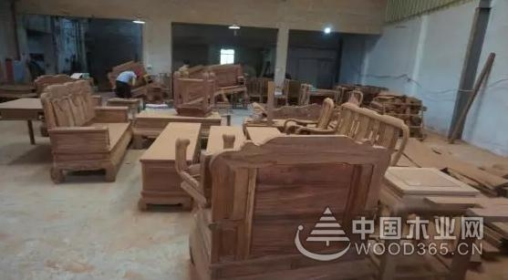 未批先建未验先投 广东新会一红木家具厂被查封