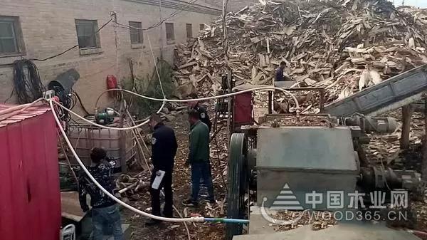 内蒙古检查木材加工厂消防安全设备