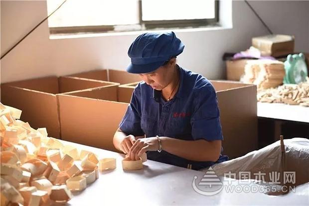 宿迁木制品企业实现转型升级