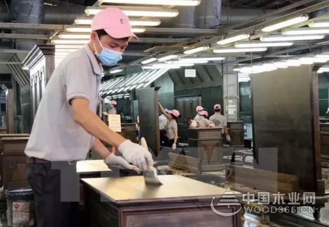 2018年越南林产品出口额有望突破90亿美元大关