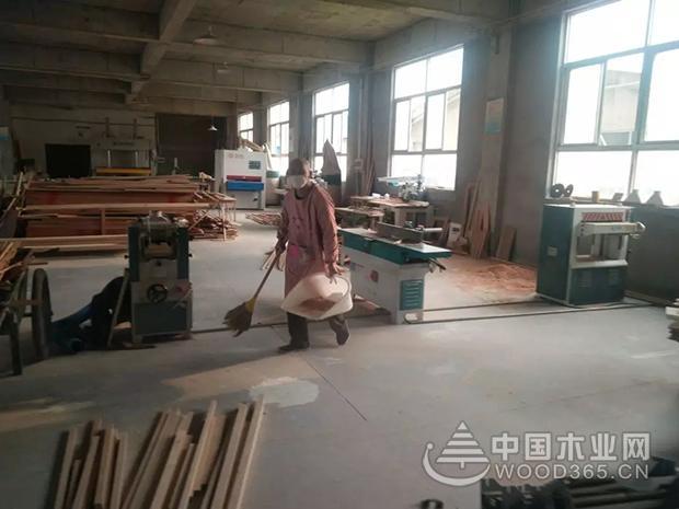 南通如皋市一家木质家具生产企业被立案查处