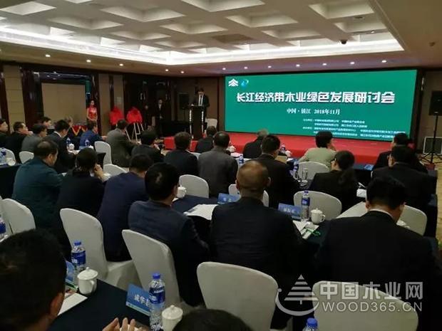 长江经济带mg电子游戏娱乐官网绿色发展研讨会在镇江召开
