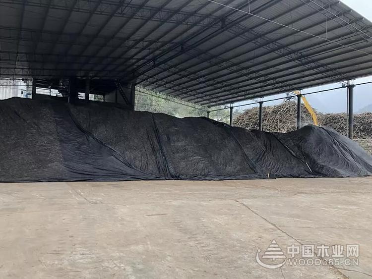 北川一木材加工厂环境违法停产